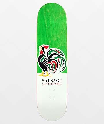 Sausage Rooster 8.0 Skateboard Deck