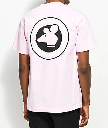 Scum International Scum Pink T-Shirt
