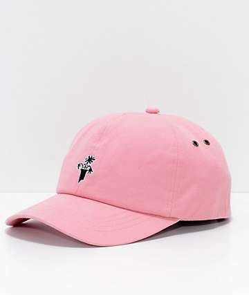 Scum Wilted Pink Strapback Hat