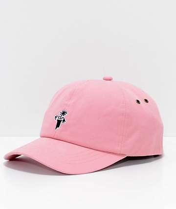 Scum Wilted Pink Strapback Hat
