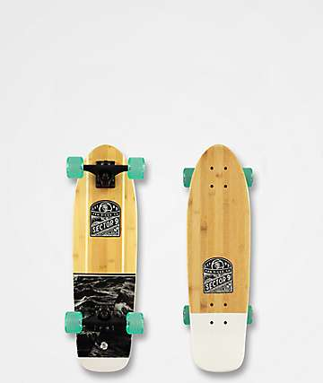 "Sector 9 Billow Bambino 26.5"" Cruiser Complete"