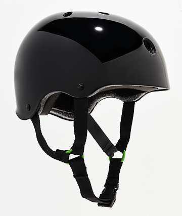 Sector 9 Black CPSC Skateboard Helmet