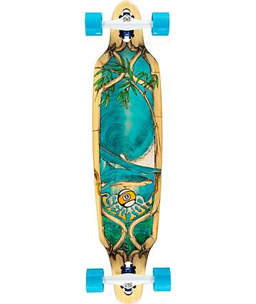 "Sector 9 Lookout 41.125""  Drop Through Longboard Complete"