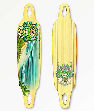 "Sector 9 Lookout 41.125"" Drop Through Longboard Deck"