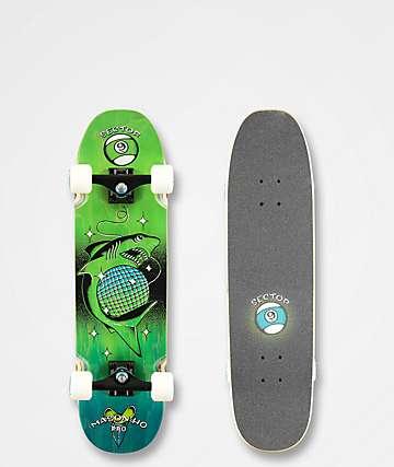 """Sector 9 Mason Pro Disco 31"""" Cruiser Skateboard Complete"""