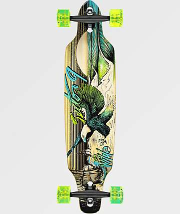 "Sector 9 Mini Lookout Wilderness 38"" longboard completo"