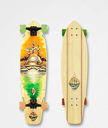 "Sector 9 Odyssey FT. Point 34"" Cruiser Complete"