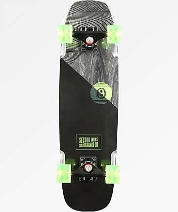 "Sector 9 Sand Shark 28.5"" Cruiser Complete Skateboard"