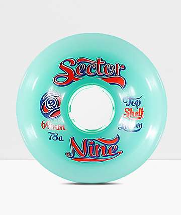 Sector 9 Top Shelf 69mm 78a Slalom Longbaord Wheels