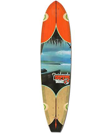 "Sector 9 Voyager 39.5""  Longboard Deck"