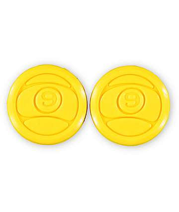 Sector 9 Yellow Replacement Pucks