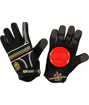 Sector 9 guantes de slide