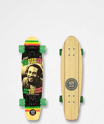 "Sector 9 x Bob Marley Legend 28.5"" cruiser completo"