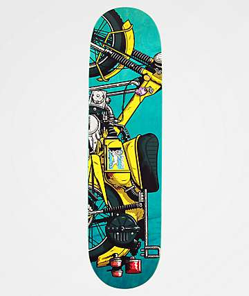 "Send Help Tabari Rockers 8.25"" Skateboard Deck"