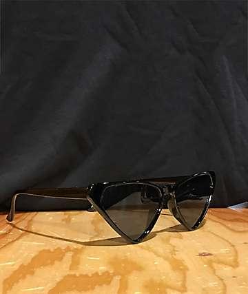 Shaka Bowtie Black Sunglasses