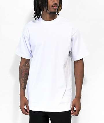 Shaka Wear Max Heavy White T-Shirt