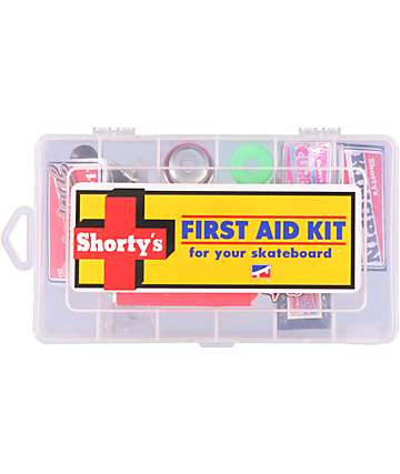 Shortys Skateboard First Aid Kit