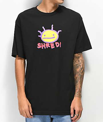 Shred All This Black T-Shirt