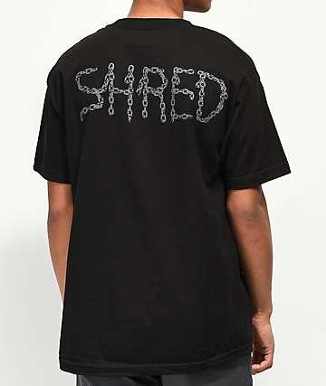 Shred Wizard Black T-Shirt