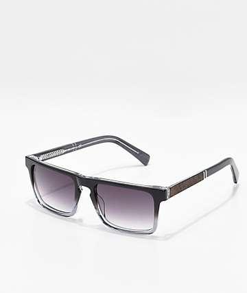 Shwood Govy 2 Elm Burl Grey Fog Sunglasses