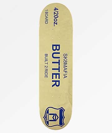 "Sk8Mafia Butter 8.25"" Skateboard Deck"