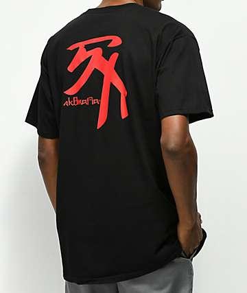 Sk8Mafia Nippon Black T-Shirt