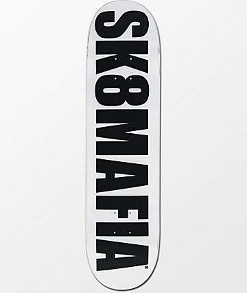 """Sk8Mafia OG Logo 8.0""""  Skateboard Deck"""