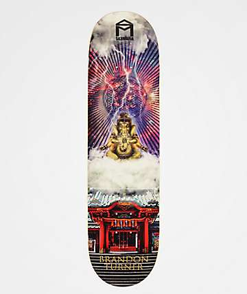 "Sk8Mafia Turner Meditation 8.25"" Skateboard Deck"