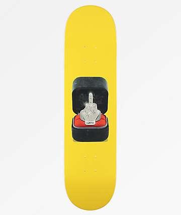 "Skate Mental Curtin Diamond Ring 8.0"" Skateboard Deck"