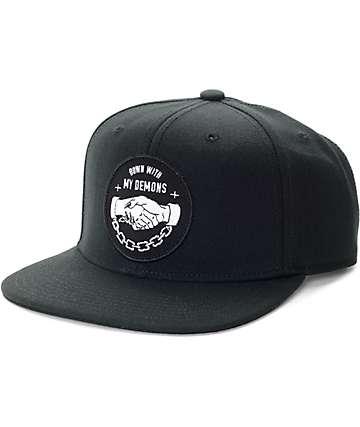 Sketchy Tank Demons Snapback Hat