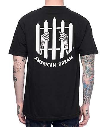 Sketchy Tank Dream camiseta negra