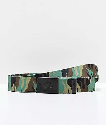 Sketchy Tank Fuegoflage Web Belt