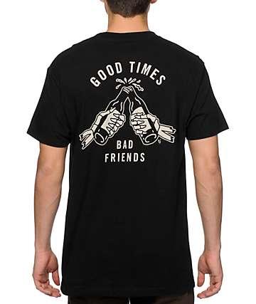 Sketchy Tank Good Times T-Shirt