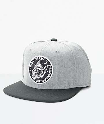 Sketchy Tank Opinions Snapback Hat