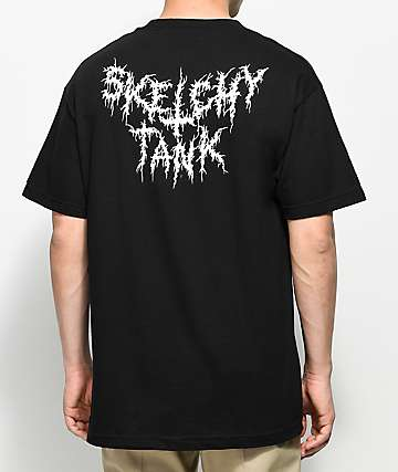 Sketchy Tank Pagan Black T-Shirt
