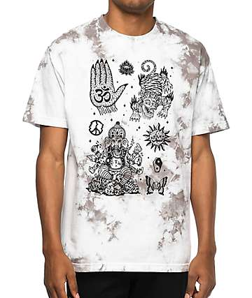 Sketchy Tank Zen Flash T-Shirt