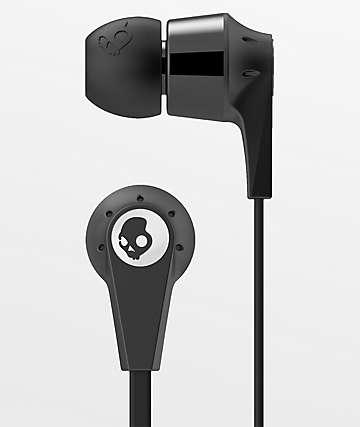 Skullcandy Ink'd 2.0 Mic'd  audífonos negros