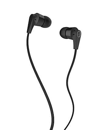 Skullcandy Inkd 2.0 Black Earbuds