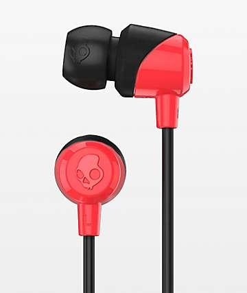 Skullcandy Jib auriculares rojos y verdes