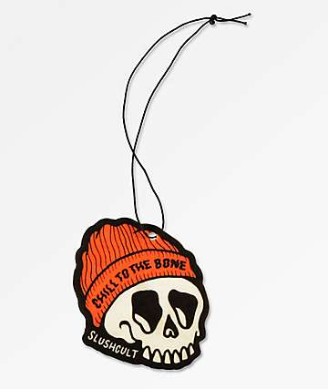 Sluchcult Chill To The Bone Air Freshener