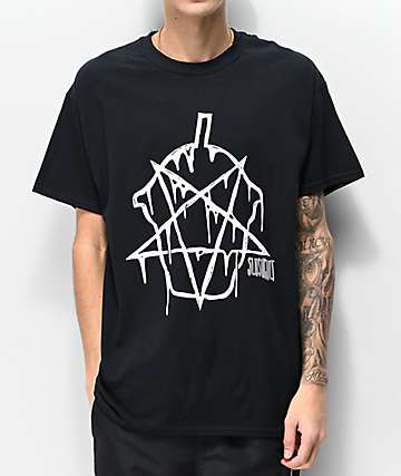 Slushcult Pentaslush Black T-Shirt