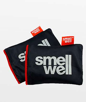 Smell Well Black Pouch