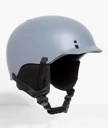 Smith Gage casco de snowboard en color carbón