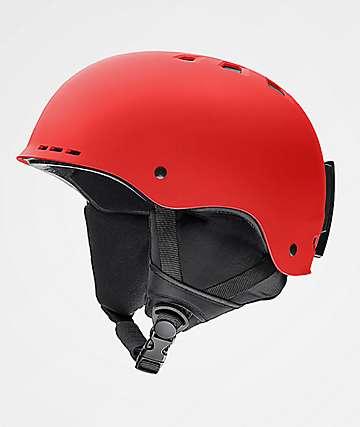Smith Holt Matte Rise Snowboard Helmet