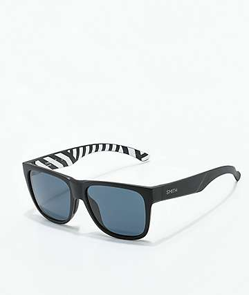 Smith Lowdown 2 Squall & Sun Black Polarized Sunglasses