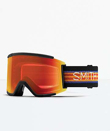 Smith Squad XL Athlete Collection Louif Paradis Snowboard Goggles