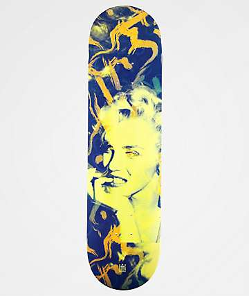 "Space Program Marilyn 8.12"" Skateboard Deck"