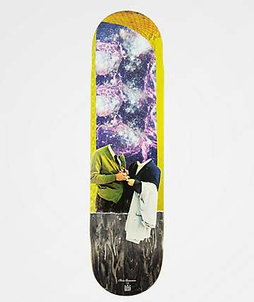 "Space Program Serenity 8.25"" Skateboard Deck"