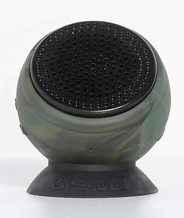 Speaqua Barnacle Kelp Camo Speaker