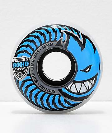 Spitfire Chargers Conical 54mm 80HD ruedas de skate